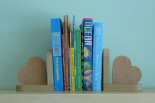 Boxes, Bookends & Blocks