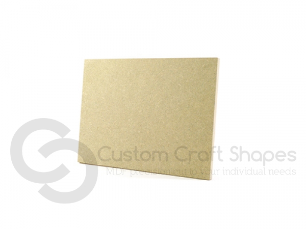 200mm x 200mm Plaque (6mm)
