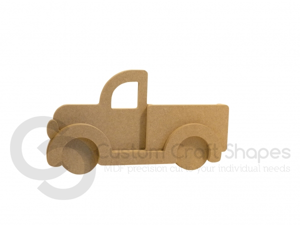 3D Truck (6mm)