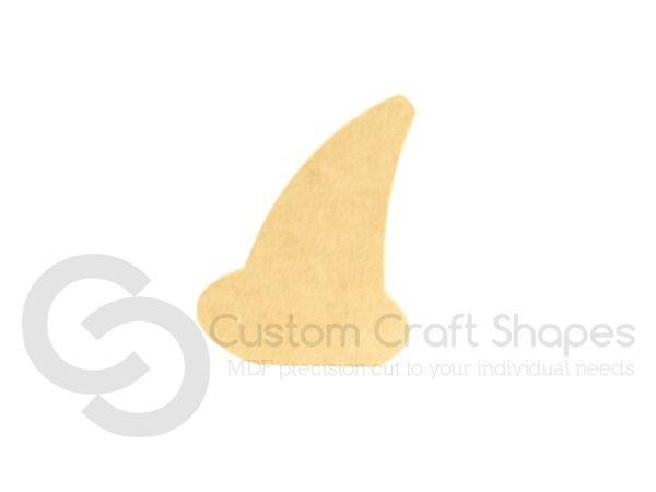6mm Wizard Hat Shape