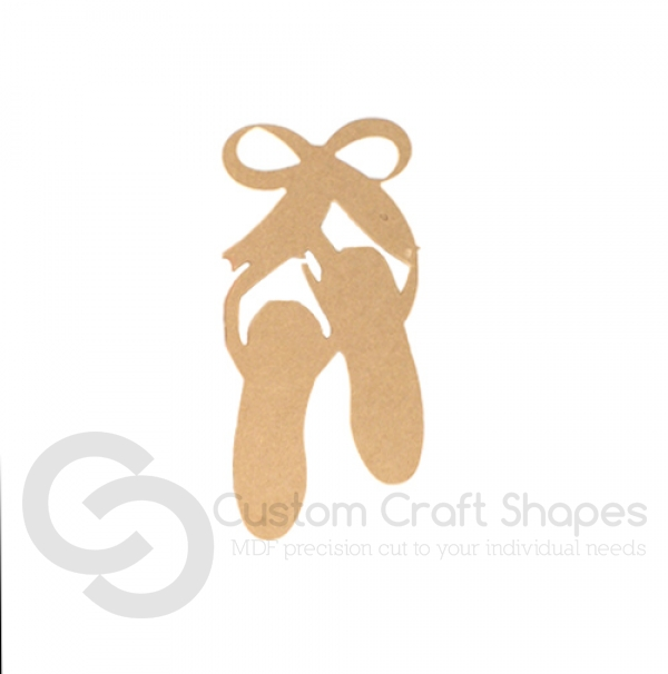 Ballet Shoes (6mm)
