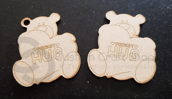 Bear Hugs - Pocket Hugs (3mm)