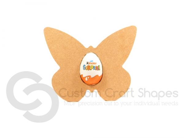 Butterfly Kinder Egg Holder (18mm)