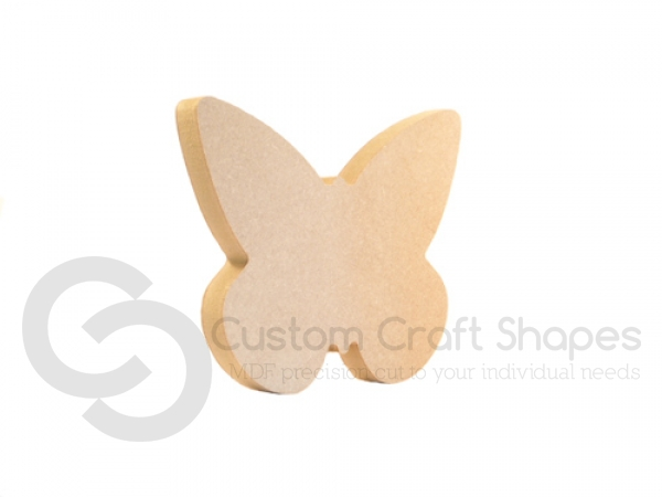 Butterfly Shape (6mm)