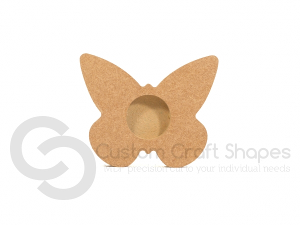 Butterfly Tea Light Holder (18mm)