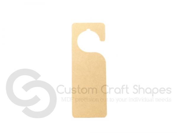 C Top Door Hanger (6mm)