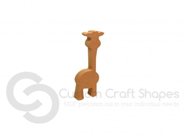 Cartoon Giraffe (18mm)