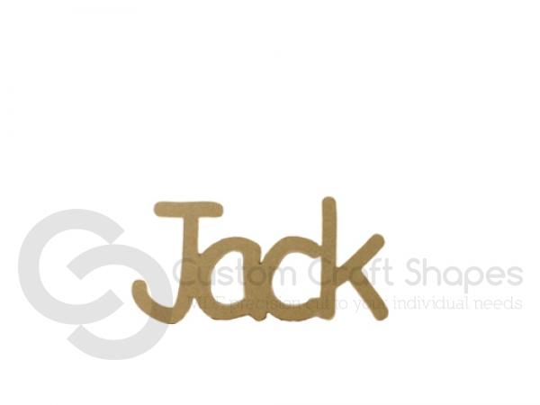 Comic Sans, Joined Lettering (6mm)