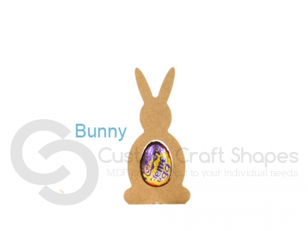Bunny Creme Egg Holder (18mm)