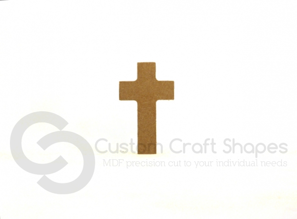 Cross Shape (6mm)