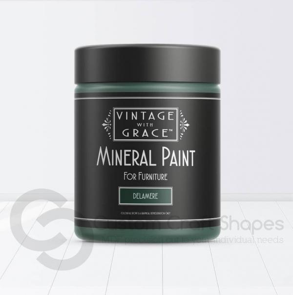 Delamere, Mineral Chalk Paint, Vintage with Grace