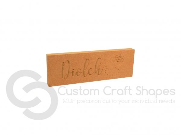 Diolch (18mm)