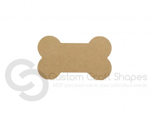 Dog Bone Shape (6mm)