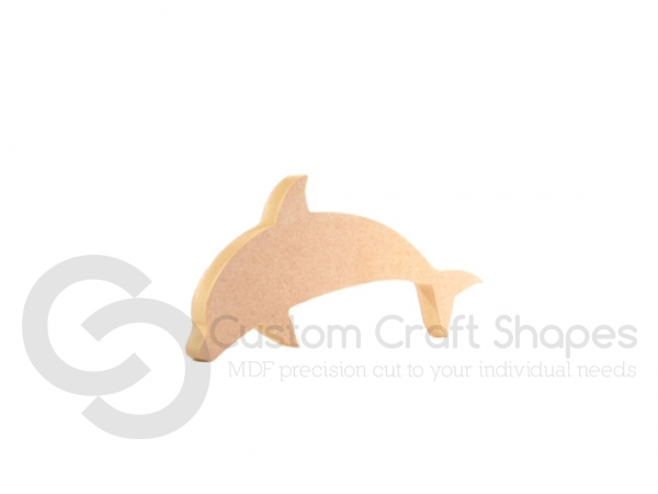 Dolphin Shape (18mm)