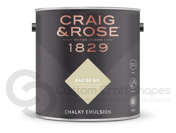 Eau de Nil Chalky Emulsion, Craig & Rose Paint