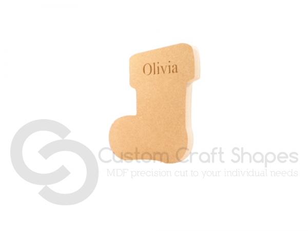 Stocking Shape (18mm)