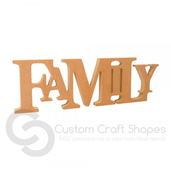 Family, Freestanding (18mm)