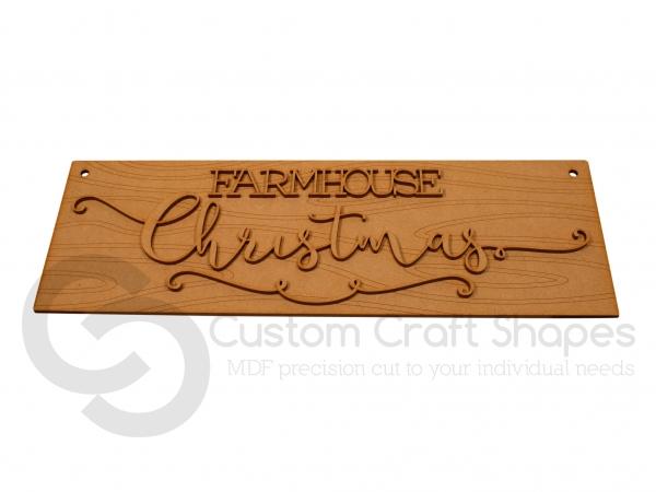 Farmhouse Christmas (3mm)