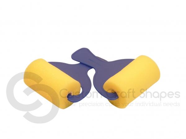 Foam Rollers - Pack of 10