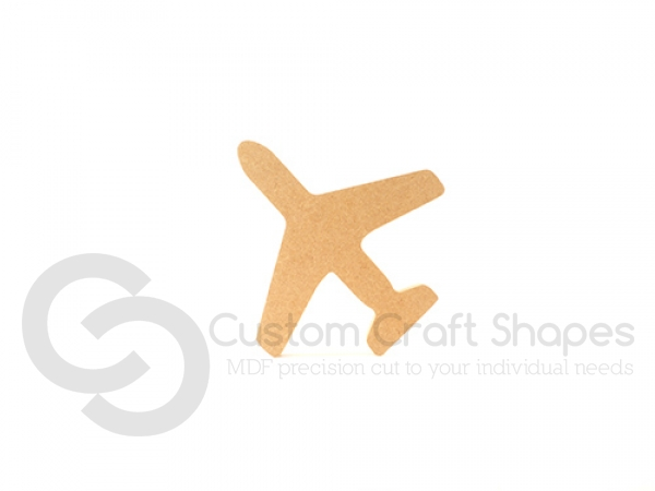 Freestanding Aeroplane (18mm)