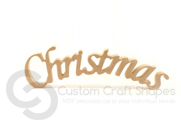 Christmas, Arched Design (18mm)