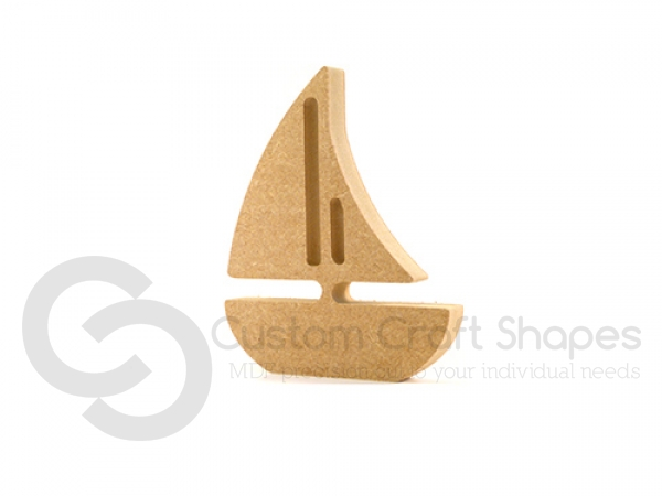 Freestanding Boat (18mm)