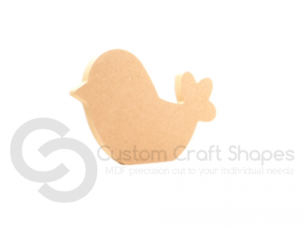 Cartoon Bird (18mm)