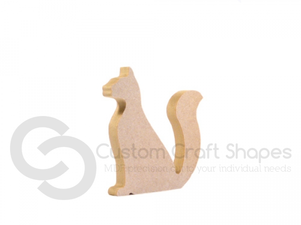 Cat Shape (18mm)
