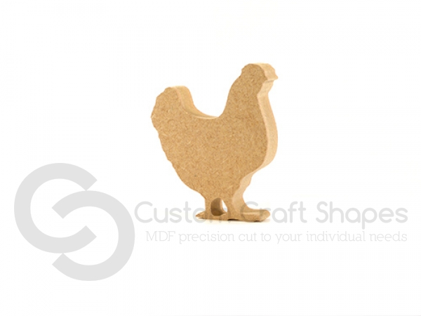 Chicken Shape (18mm)