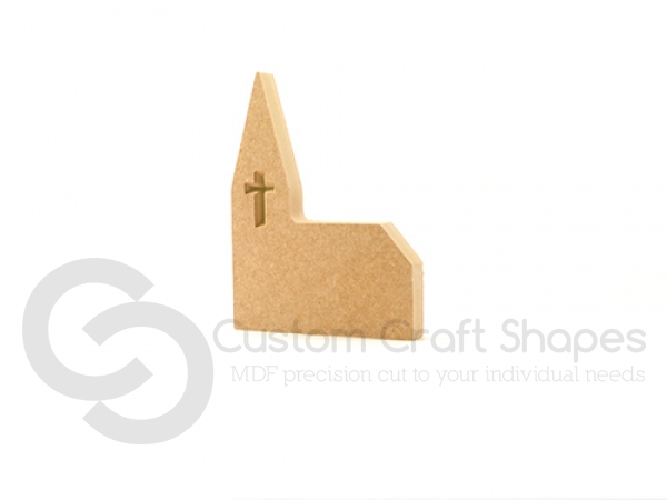 Freestanding Church (18mm)