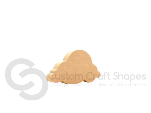 Cloud Shape, Freestanding (18mm)