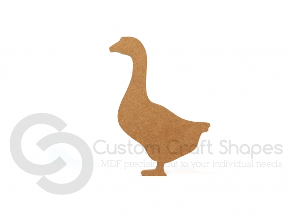 Freestanding Goose (18mm)