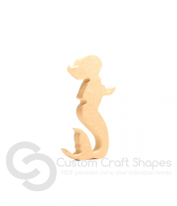 Freestanding Mermaid (18mm)