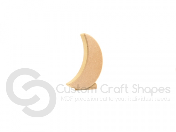 Freestanding Moon Shape (18mm)