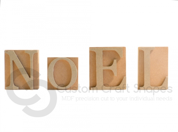 Freestanding NOEL Blocks (18mm+6mm)