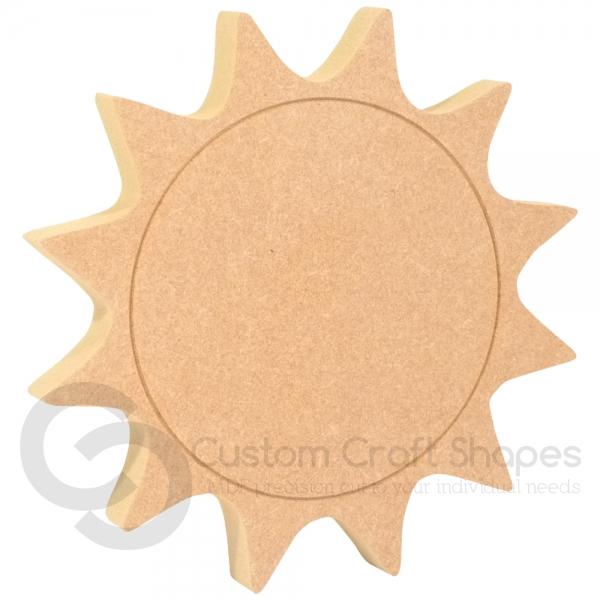 Freestanding Sun (18mm)