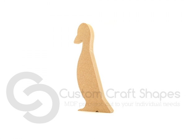 Freestanding Tall Duck (18mm)