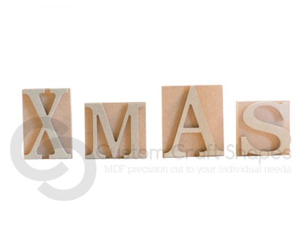 Freestanding XMAS Blocks (18mm+6mm)