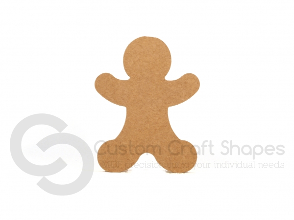 Gingerbread Man (6mm)