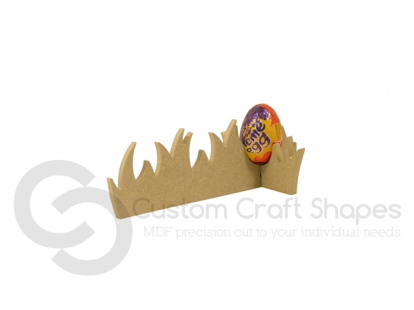 Grass Creme Egg Holder (6mm)