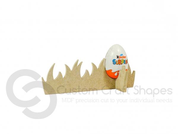 Grass Kinder Egg Holder (6mm)