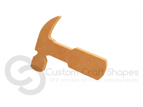 Hammer Shape, Freestanding (18mm)
