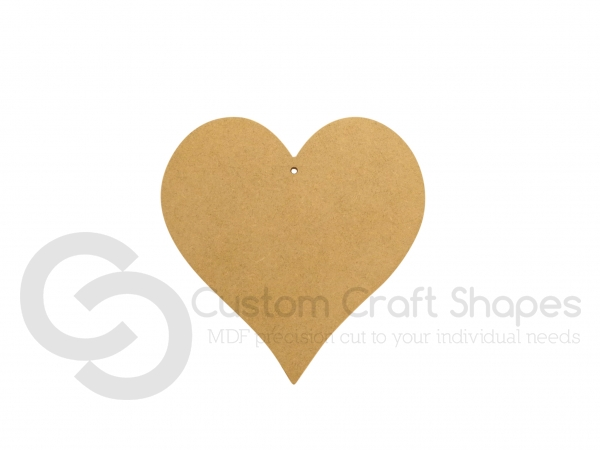 Heart Shape (6mm)