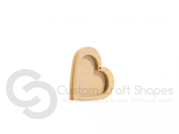 Heart Shapes hanging decoration (6mm)