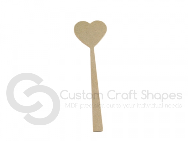 Heart Wand (6mm)