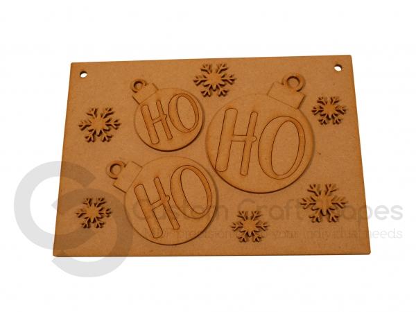 Ho Ho Ho (3mm)