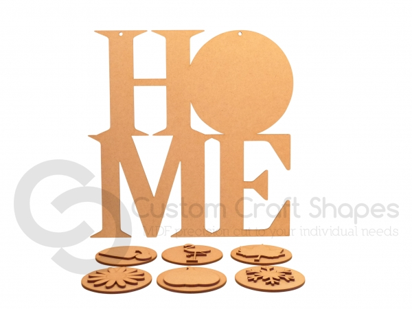 Home, with interchangeable discs (3mm)