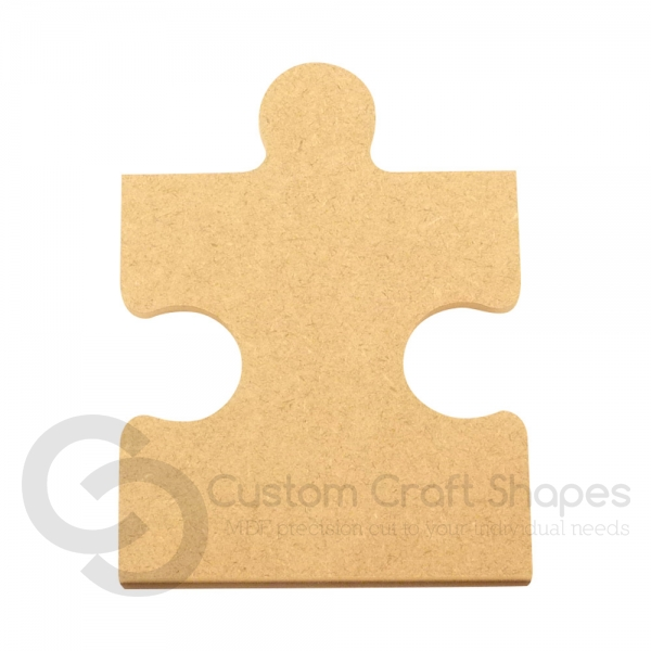 Jigsaw Piece Shape (6mm)