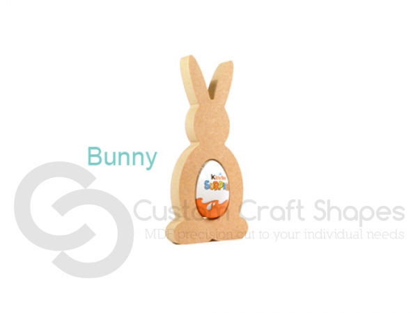 Bunny Kinder Egg Holder (18mm)