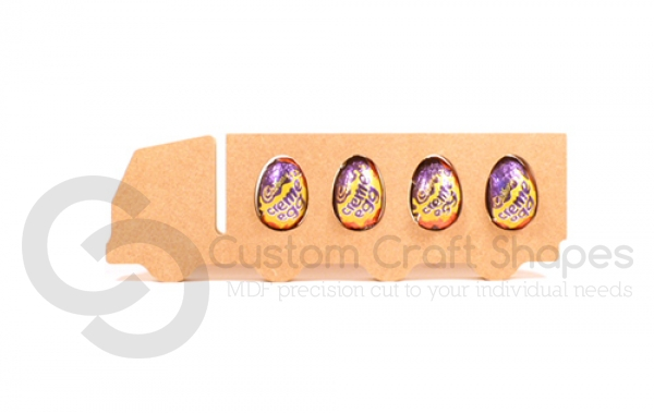 Lorry Creme Egg Holder (18mm)